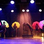 berühmte Wasserszene Flashdance