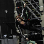Flugproben Tarzan