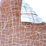 Natte pré-ensemencée Covamat Type 3B (fibres coco maintenues avec filet jute)