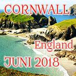 Cornwall England 2018