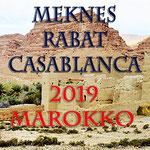 Marokko - Meknes, Rabat & Casablanca