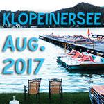 Klopeinersee Kärnten 2017