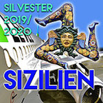 Sizilien zu Silvester 2019/2020