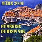 Busreise Kroatien - DUBROVNIK
