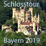 Bayrische Schlösser 2019