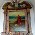 La chapelle de Saint Jean
