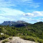 Mont Aurélien, Mont Olympe et Tour de Saint Jean