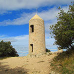 La tour de Saint Jean l'ermitage 1 (657m)