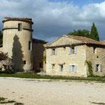 Chateau des Tourrettes 1