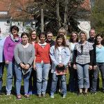 FSJler/-innen 2014/15 und Schulbegleiter/-innen