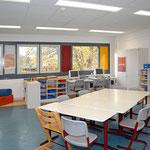 Klassenraum Hauptgebäude