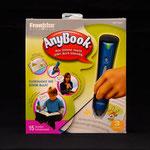 Anybook Reader - Sprachausgabegerät in Stiftform, mit dem z.B. Bücher oder Aufgabenpläne vertont werden können
