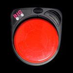 BIG step-by-step: Sprachausgabegerät, das auf Druck auf die Taste zuvor aufgenommene Geräusche oder Mitteilungen von bis zu zwei Minuten wiedergibt