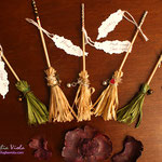 Witch gift, Mini Broom, regali per streghe