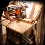 Taglio del legno