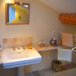 Coup de Coeur - Bad mit Dusche
