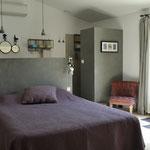Niki - Schlafzimmer im EG mit integr. Bad