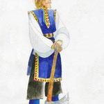 Krak, le chevalier.