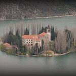 Samostan Visovac