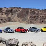 Geführte Tour durch den Teide Krater