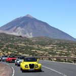 Tour mit selbstfahrenden Touristen