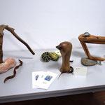 Holzsklupturen von Rolf Hoppe VI