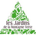Logo Jardins de la Montagne Verte