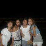 Bianca, Julia, Ingrid, Livia