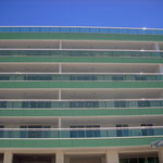 Hier enstanden neue Eigentumswohnungen... momentaner Preis in diesem Gebäude: 800.000 Real. Größe 120m² - 145m². Und natürlich eine Hammer-Aussicht aufs Meer!