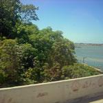 Fahrt nach Rio de Janeiro.