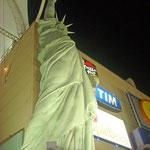Einen kleinen Abstecher nach New York haben wir auch gemacht.