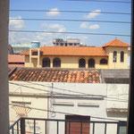 Vom Hotel in Santarém aus gesehen...