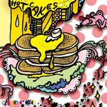 1月25日 ホットケーキの日