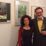 Regina Cserna, Fotos, und Markus Kasper, ÖTK-Sprecher der Selbständigen