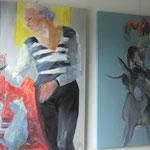 Karin Groll, Ölbilder