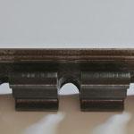 barra/morsetto a 4 pinze per chiusura lastra automatico (11 pezzi per #Rapida142) usato da ripristinare
