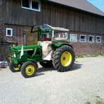Günters neues Verdeck für seinen 510er