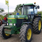 Traktorentreffen Dannerod