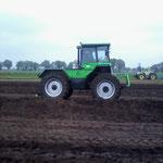 Deutz Intrac aus der ersten Ausgabe der Traktor Spezial