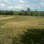 Rasen mähen nicht vergessen. Drei Wochen sind ne lange Zeit