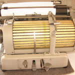 Toshiba baute auch Schreibmaschinen und zwar für japanische Schriftzeichen