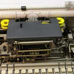 Olivetti Lexikon 92C    Ohne Haut, damit man die Knocken sieht.