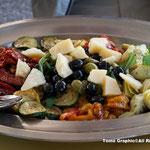 それぞれの食材の色、つや、質感もばっちり