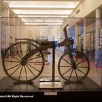 自転車の祖先ドライジーネ