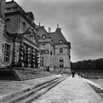 ヴォ・ル・ヴィコント城。ヴェルサイユ宮殿の原型とも言われています