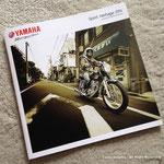 フランス語のカタログ。日本車をアピールするので写真は日本で撮られたモノですな