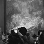 ミュシャ展。ミュシャのこの大きな作品達は正にライカレンズのような風合いがあるように思えた。