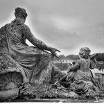 ヴォ・ル・ヴィコントの庭園
