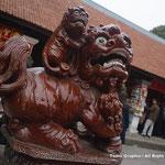 ハノイには600もお寺がある。観光はもっぱらお寺巡り