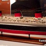 動くアールデコ、豪華客船ノルマンディ。船内の装飾がすごいのです